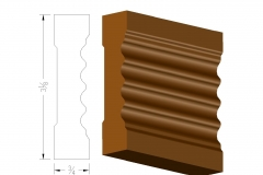 profile140 fluted casing