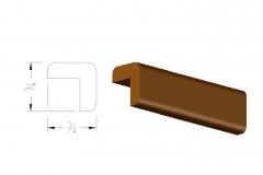 profile205 outside corner molding
