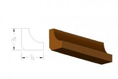 profile210 inside cove molding