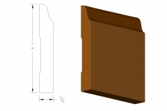 profile425 4colonial baseboard
